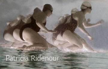 Patricia Ridenour Photography_Surface_Sync or swim