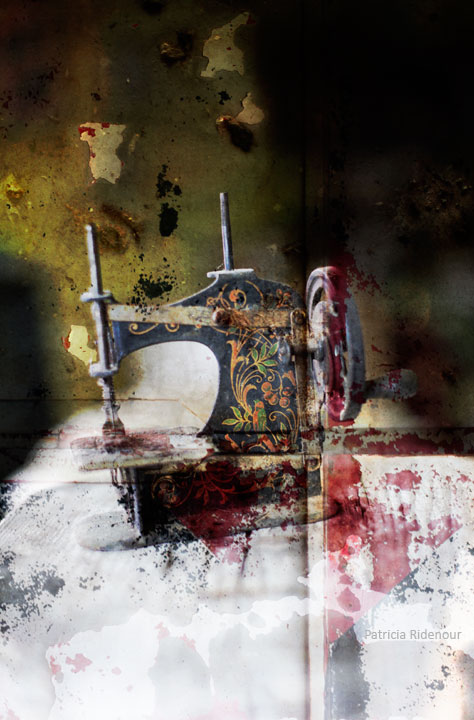 Patricia Ridenour_Sewing_Photographs